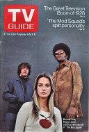 TV Guide Vol. 19 No. 27 Magazine