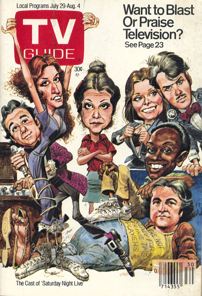 TV Guide Vol. 26 No. 30