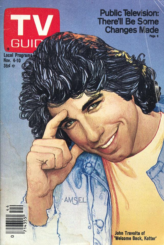 TV Guide Vol. 26 No. 44