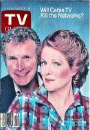 TV Guide Vol. 29 No. 12 Magazine