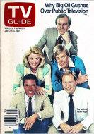 TV Guide Vol. 29 No. 25 Magazine