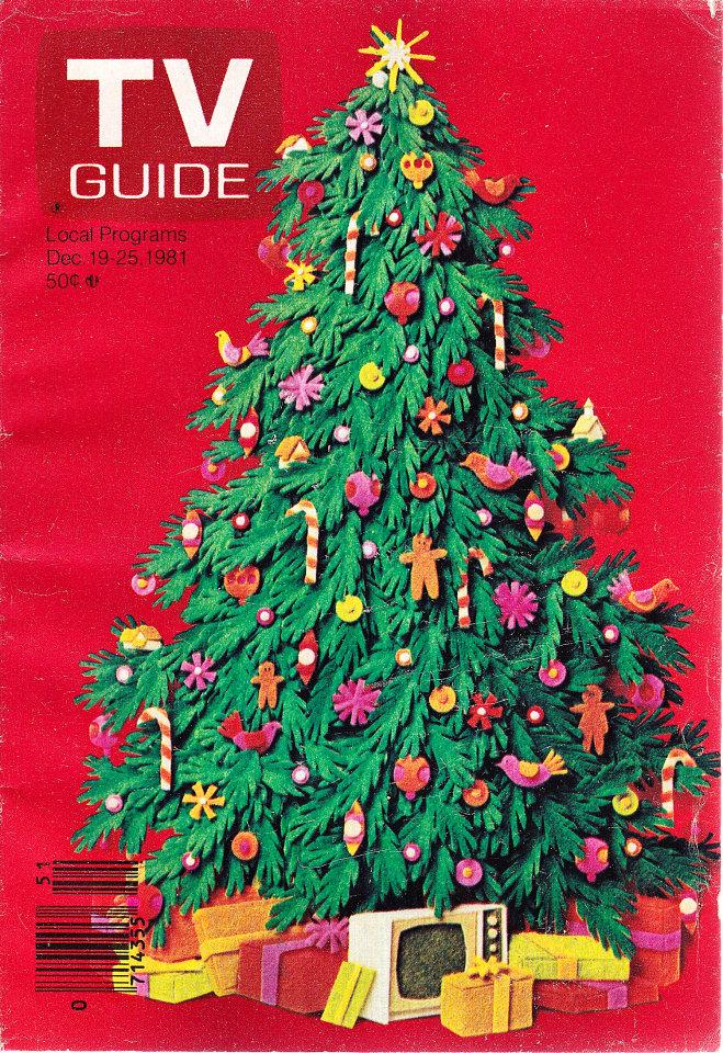 TV Guide Vol. 29 No. 51