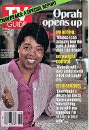 TV Guide Vol. 38 No. 18 Magazine