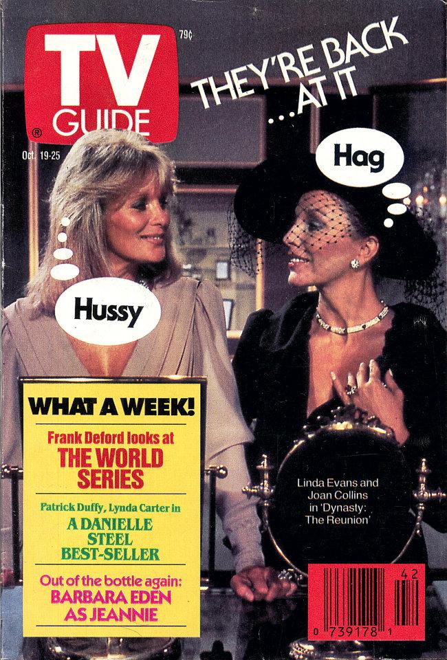TV Guide Vol. 39 No. 42