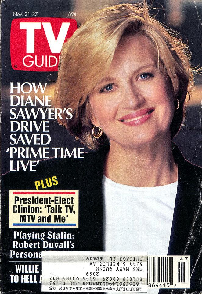 TV Guide Vol. 40 No. 47