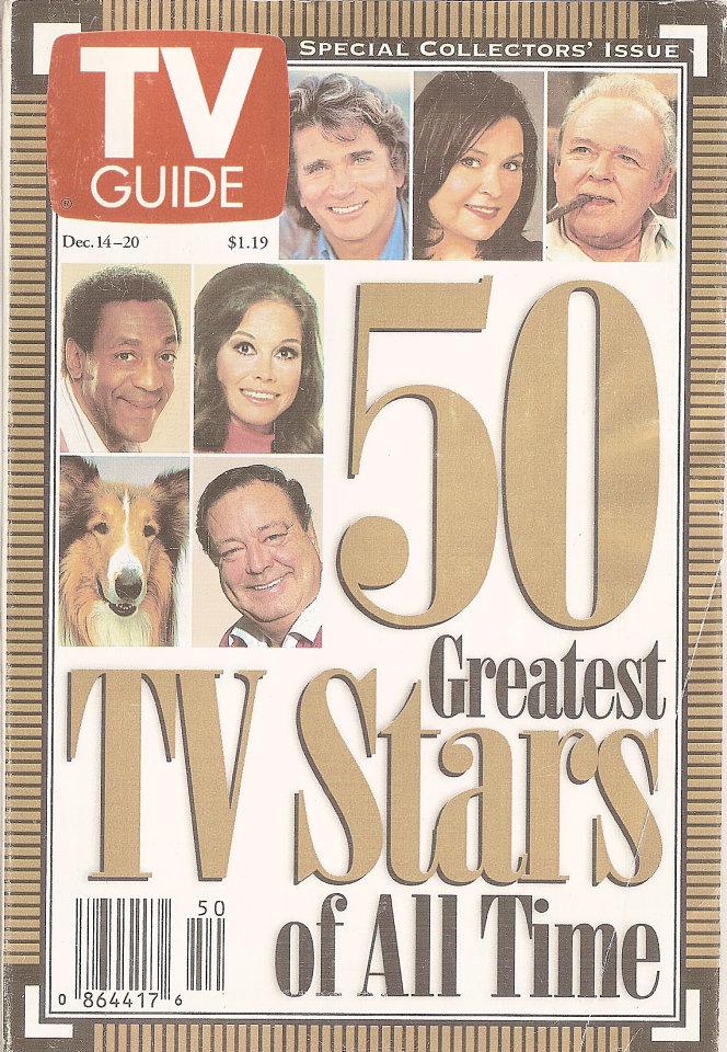 TV Guide Vol. 44 No. 50