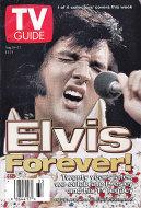 TV Guide Vol. 45 No. 33 Magazine