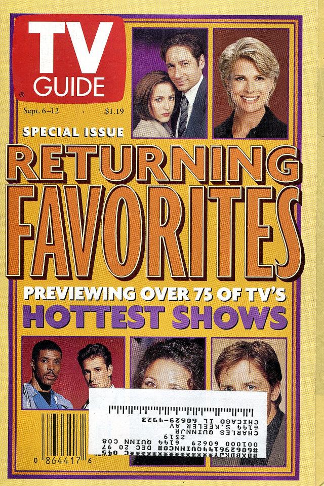 TV Guide Vol. 45 No. 36