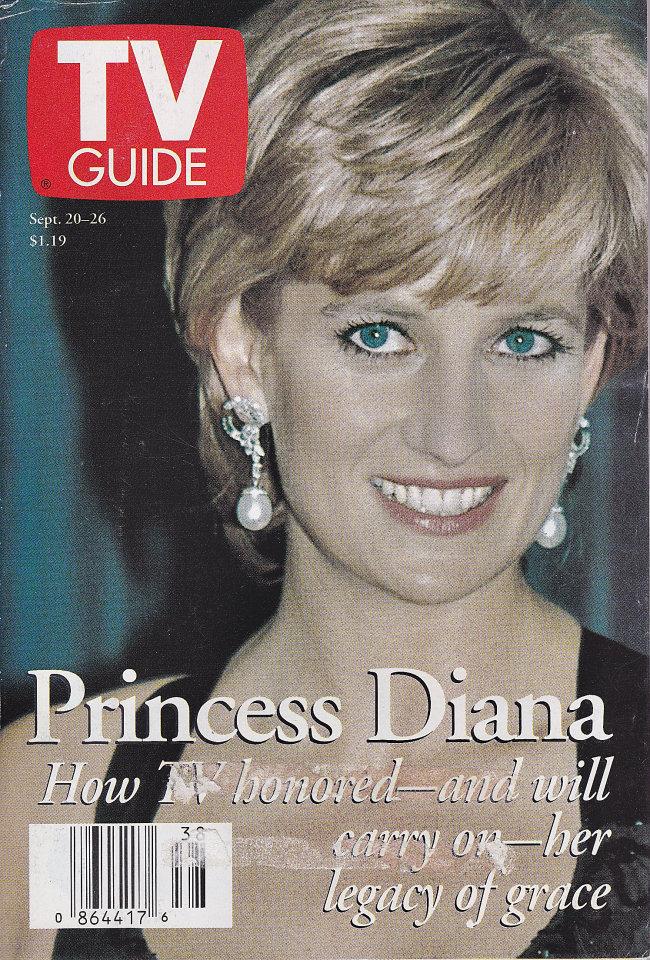 TV Guide Vol. 45 No. 38