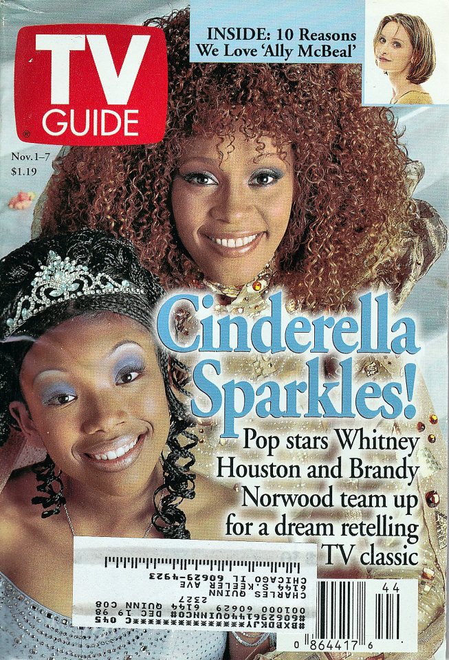 TV Guide Vol. 45 No. 44