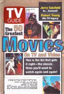 TV Guide Vol. 46 No. 32 Magazine