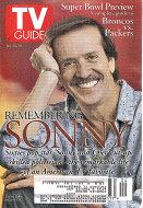TV Guide Vol. 46 No. 4 Magazine