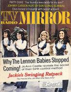 TV Radio Mirror Jan 1,1972 Magazine