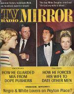 TV Radio Mirror Magazine August 1968 Magazine