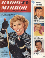 TV Radio Mirror Magazine January 1953 Magazine