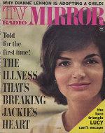 TV Radio Mirror Magazine January 1963 Magazine