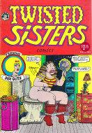 Twisted Sisters Comics #1 Comic Book