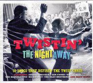 Twistin' the Night Away CD