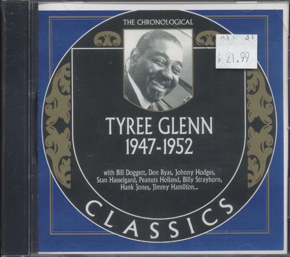 Tyree Glenn CD