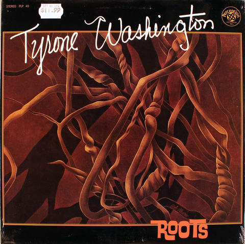 "Tyrone Washington Vinyl 12"" (New)"