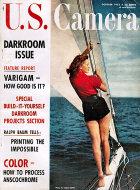 U.S. Camera Vol. 18 No. 10 Magazine