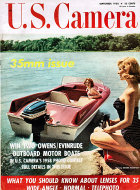 U.S. Camera Vol. 21 No. 9 Magazine