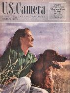 U.S. Camera Vol. XII No. 9 Magazine