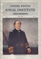 U.S. Naval Institute Proceedings Vol. 82 No. 6 Magazine
