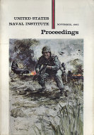 U.S. Naval Institute Proceedings Vol. 91 No. 11 Magazine
