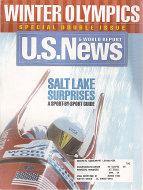 U.S. News & World Report Jan 28,2002 Magazine