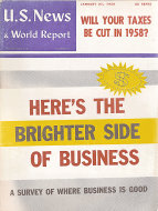 U.S. News & World Report Jan 31,1958 Magazine