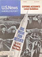 U.S. News & World Report Jul 28,1975 Magazine