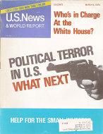 U.S. News & World Report Mar 4,1974 Magazine