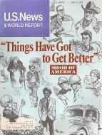 U.S. News & World Report May 5,1975 Magazine