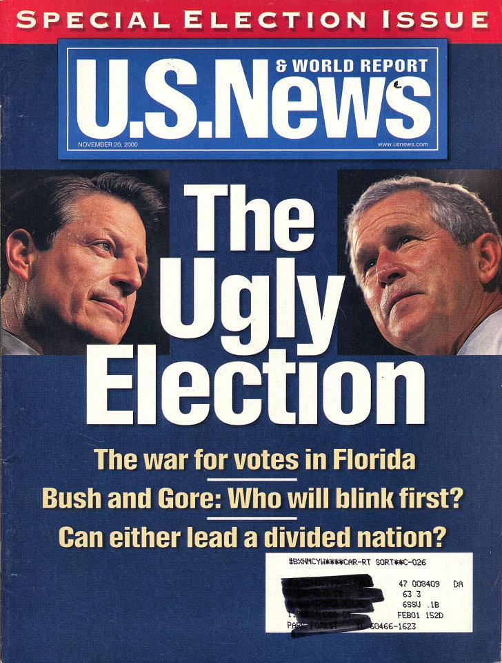 U.S. News & World Report Nov 20,2000