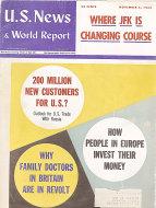 U.S. News & World Report Nov 4,1963 Magazine