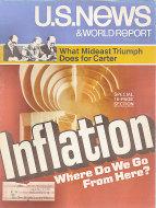 U.S. News & World Report Oct 2,1978 Magazine