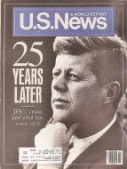 U.S. News & World Report Oct 24,1988 Magazine