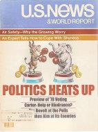 U.S. News & World Report Oct 9,1978 Magazine