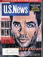 U.S. News & World Report Vol. 115 No. 15 Magazine