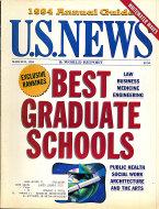 U.S. News & World Report Vol. 116 No. 11 Magazine