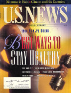 U.S. News & World Report Vol. 116 No. 19 Magazine