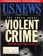 U.S. News & World Report Vol. 116 No. 2 Magazine