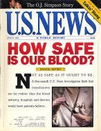 U.S. News & World Report Vol. 116 No. 25 Magazine