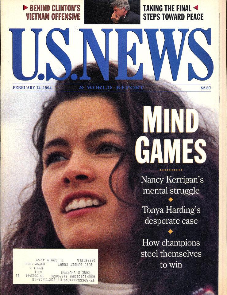 U.S. News & World Report Vol. 116 No. 6