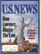 U.S. News & World Report Vol. 118 No. 4 Magazine