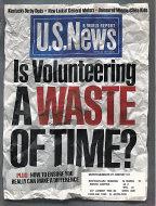 U.S. News & World Report Vol. 122 No. 16 Magazine