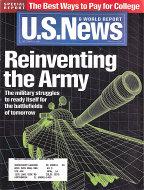 U.S. News & World Report Vol. 129 No. 11 Magazine