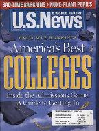 U.S. News & World Report Vol. 131 No. 10 Magazine