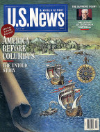U.S. News & World Report Vol. III No. 2 Magazine